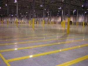 Warehouse Floor Markings Otto S Parking Marking