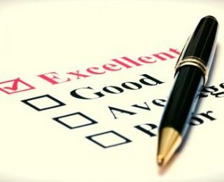Parking Lot Maintenance Questionnaire